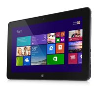 "Dell Venue 11 Pro 7140 10.8"" Intel Core M-5Y10, 4GB RAM, 64GB SSD, Windows 10 Tablet in Black - Refurbished"