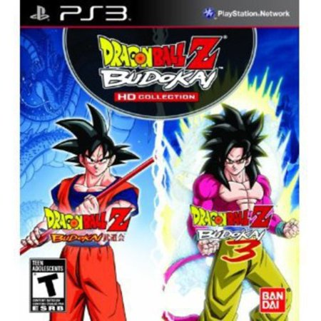 Dragonball Z: Budokai HD Collection -  BANDAI NAMCO