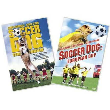 - Soccer Dog/ Soccer Dog: European Cup Pack