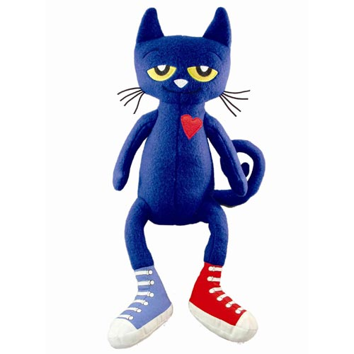 Pete the Cat Doll
