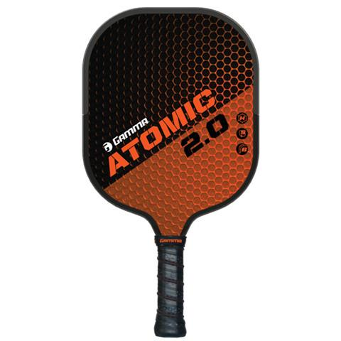GAMMA Atomic 2.0 Pickleball Paddle