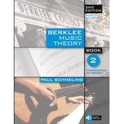 Berklee Music Theory, Book 2: Fundamentals of Harmony (Other)