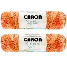 Bulk Buy: Yarn Ombre (2-pack) (Teal Zeal), Caron Simply Soft, now in a range of beautiful range of paintbox shades. By Caron Simply Soft