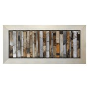 Urban Abstract - 49W x 22H in.
