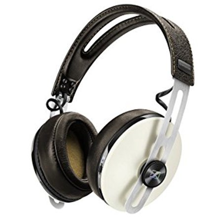 Sennheiser Momentum 2 Over-Ear Wireless Headphones w  Active Noise Cancellation Ivory by