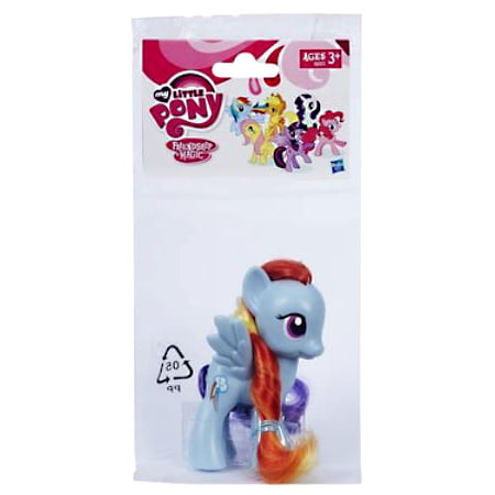 My Little Pony 3 Inch Bagged Rainbow Dash - My Little Pony Rainbows