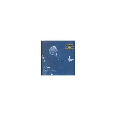 Stan Kenton & His Orchestra: Stan Kenton (piano); Chuck Carter (soprano & baritone saxophones, flute); Quinn Davis (alto saxophone, flute); Richard Torres, Chris Galuman (tenor saxophone, flute); Willie Maiden (baritone (Bass Tenor Tuba)