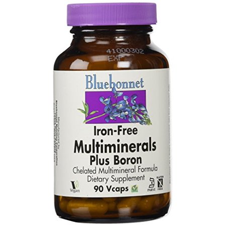 Bluebonnet - MULTI PLUS MINERALS