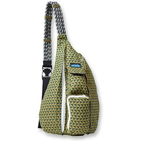 Kavu Rock (KAVU Rope Backpack, Pine Angle, One Size )