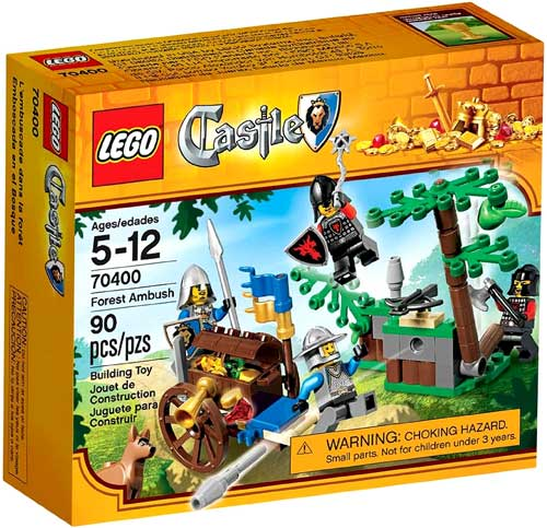 LEGO Castle Forest Ambush Play Set