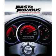 Fast And Furious: The Ultimate Ride Collection by