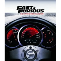 Fast & Furious 1-7 Collection (DVD)
