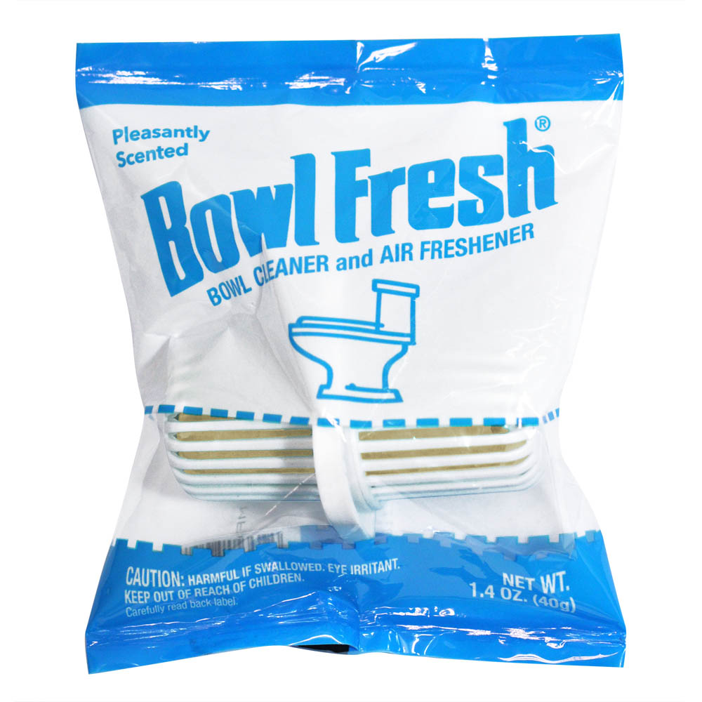 Bowl Fresh Pleasantly Scented Cleaner and Air Freshener, 1.4 oz