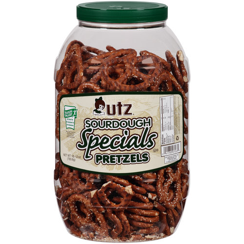 Utz Sourdough Specials Pretzels, 28 oz