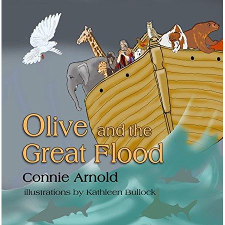 Olive and the Great Flood (Softcover) - image 1 of 1