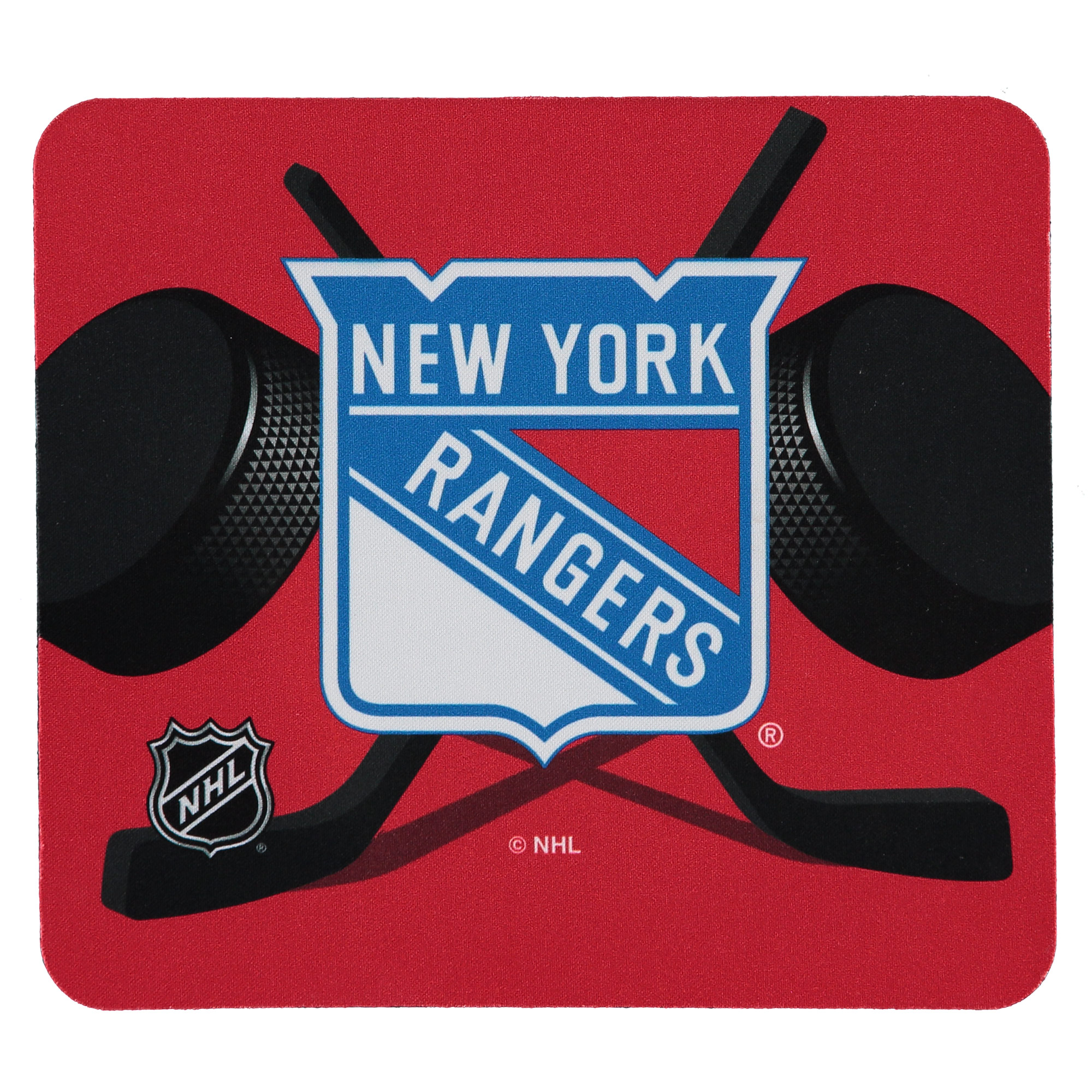 New York Rangers 3D Mouse Pad - No Size