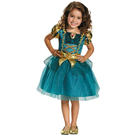 Merida Classic Child Halloween Costume - Brave Merida Dress