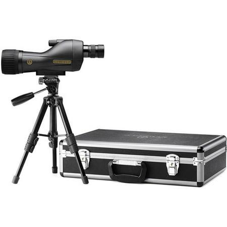 Leupold SX-1 Ventana 15x-45x 60mm Straight Spotting Scope Kit