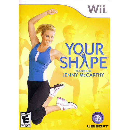 Your Shape w/ Jenny McCarthy - Game Only (Wii)