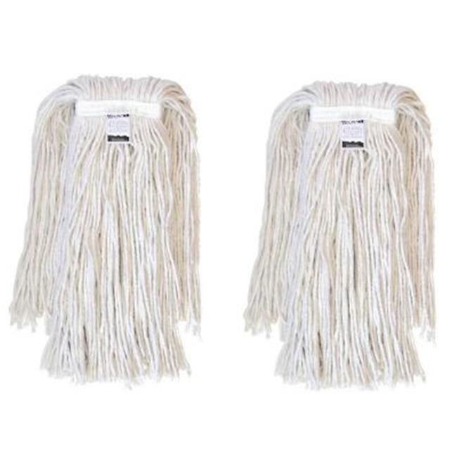 EmscoGroup 6503-2 No. 32, 4-Ply Cotton Mop Head With Cut-Ends, 23 oz. by EmscoGroup