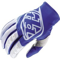 Troy Lee Designs GP Motorcycle Glove - Blue/Wht, All Sizes