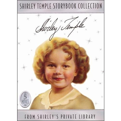 Shirley Temple Storybook Collection: The Terrible Clockman / The House Of The Seven Gables / The Land Of Oz
