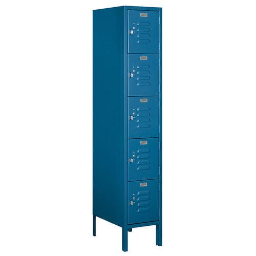 Salsbury Industries 5 Tier 1 Wide Standard Locker