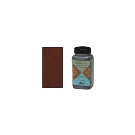 Eco-flo Java Brown Dye 4 Ounce Tandy Leather 2600-04