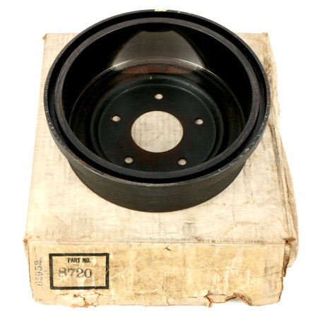 1964-1969 Chevrolet Chevelle Camarao Single Front Brake Drum Part Number