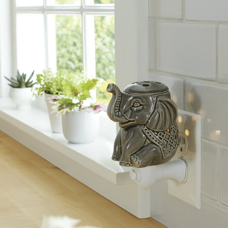 Better Homes & Gardens Elephant Wall Accent Scented Wax