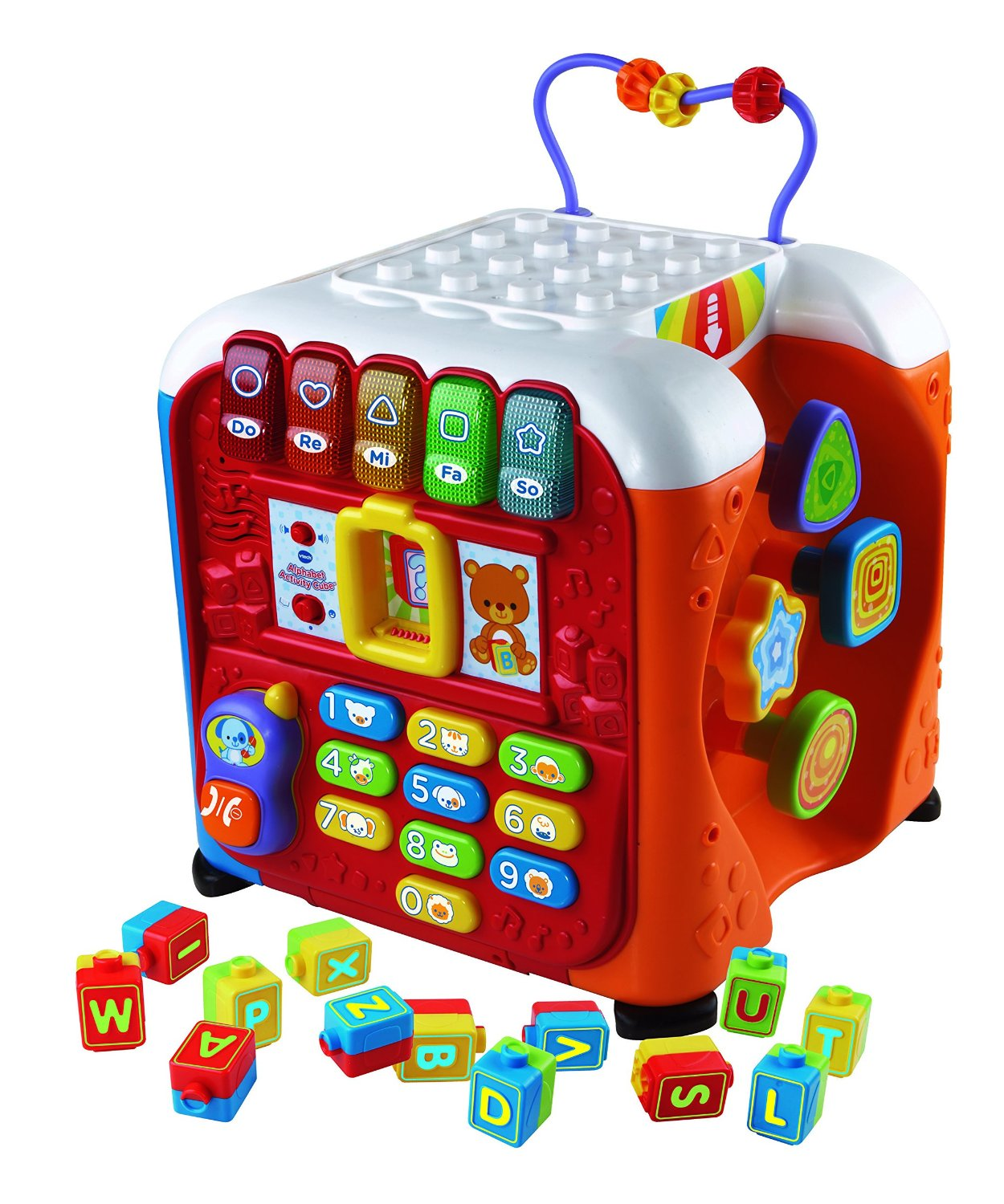 VTech Alphabet Activity Cube by VTech