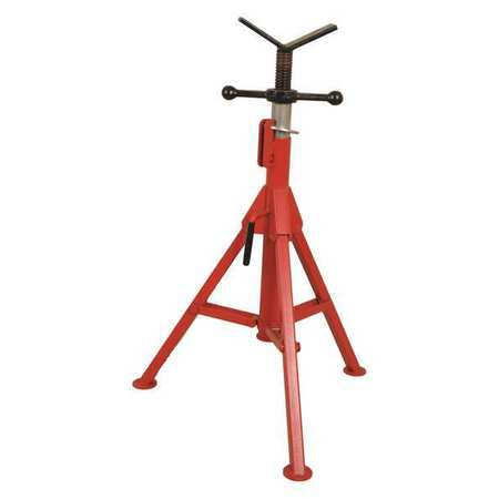 Rothenberger Pipe (ROTHENBERGER 10641 V-Head Pipe Stand,27
