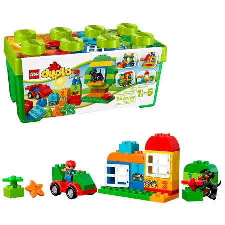 - LEGO DUPLO All-in-One-Box-of-Fun 10572