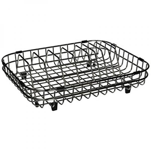 Kindred DBR10S Polished Stainless Steel Drainer Basket