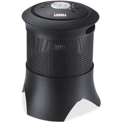 Lorell Surround Heater - 1.50 kW - 3 x Heat Settings - Black