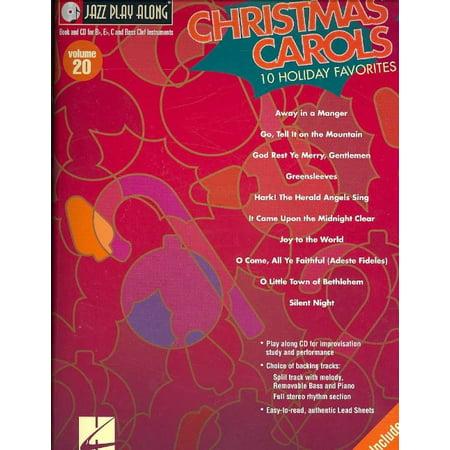 Christmas Carols: 10 Holiday Favorites [With CD]