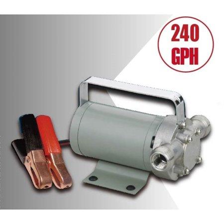 TruePower 12V DC Utility Transfer Pump, 4470RPM @ 50 PSI, 120 -