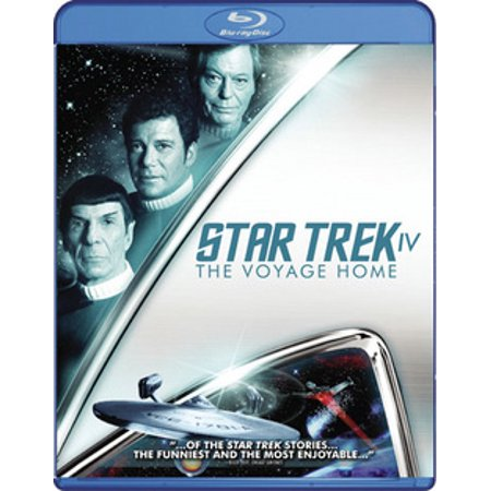Star Trek IV: The Voyage Home (Blu-ray) ()