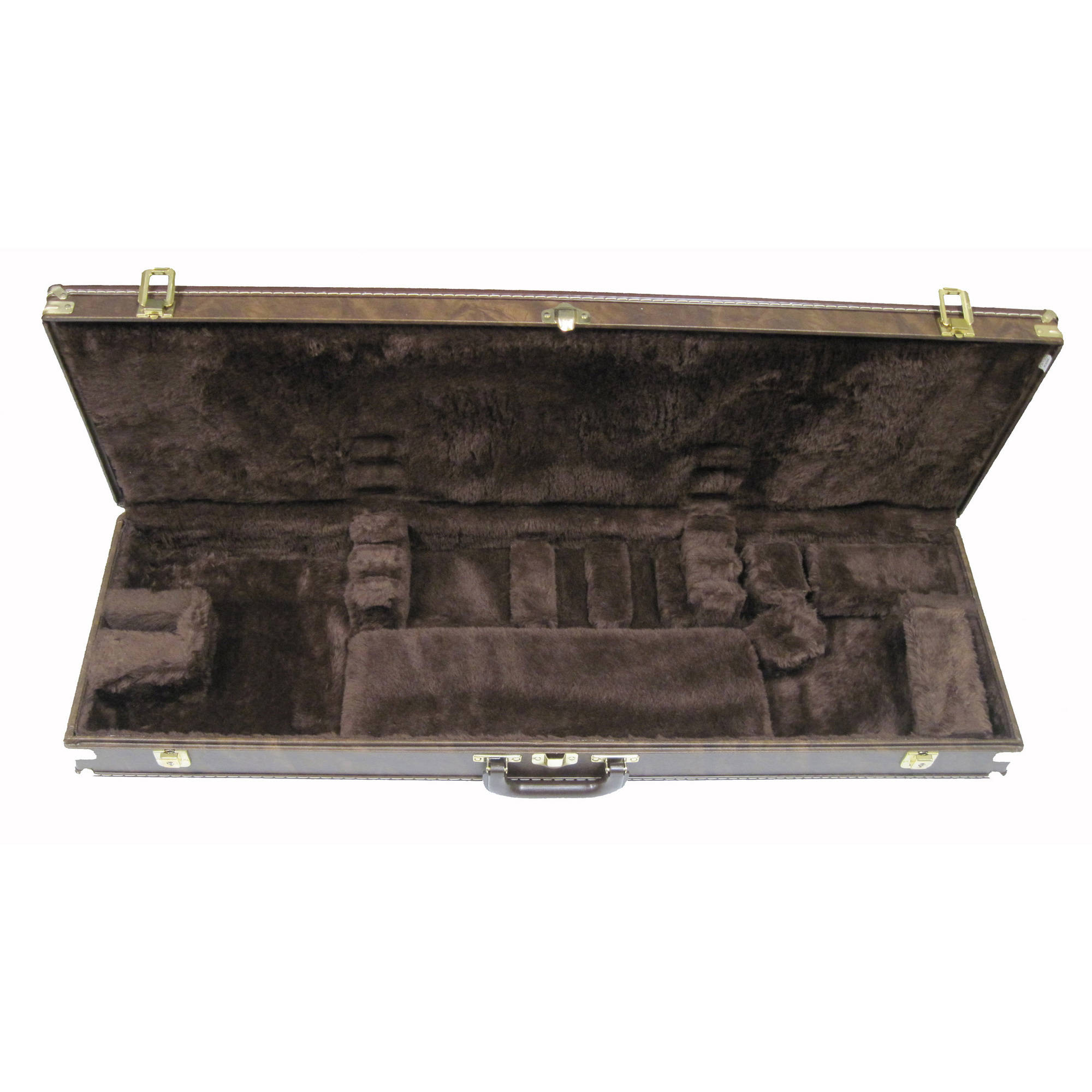 """Browning Traditional Auto/Pump Case 32"""", Brown"""