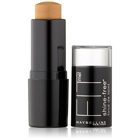 Maybelline Fit Me Shine Free + Balance Stick Foundation, Natural Buff