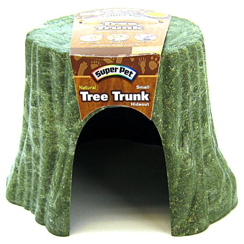 Kaytee Tree Trunk Hideout Small - (for Hamsters, Gerbils and Mice - 5.5L x 5W x 3.8H)