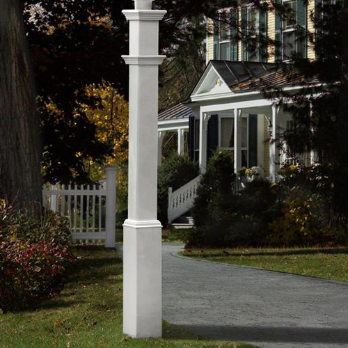 New England Arbors Sturbridge 72'' Post