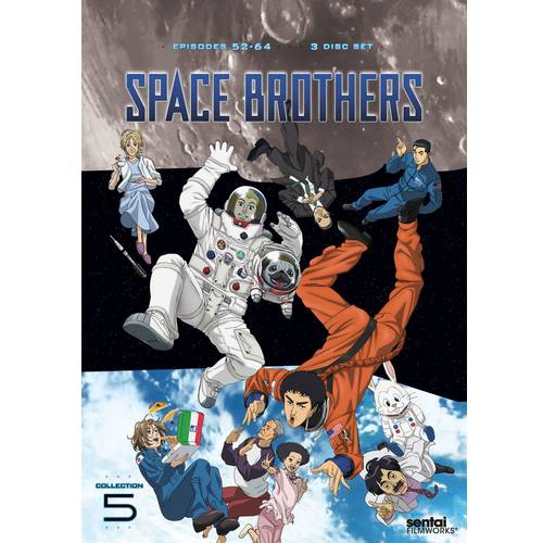 Space Brothers: Collection 5 (Japanese)