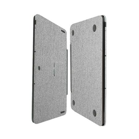 - Skinomi Brushed Aluminum Skin Protector Transformer Book T100HA Tablet/Keyboard