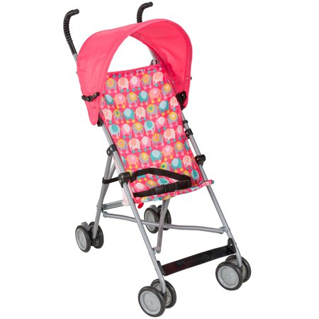 - Cosco Umbrella Stroller with Canopy, Elephant Train