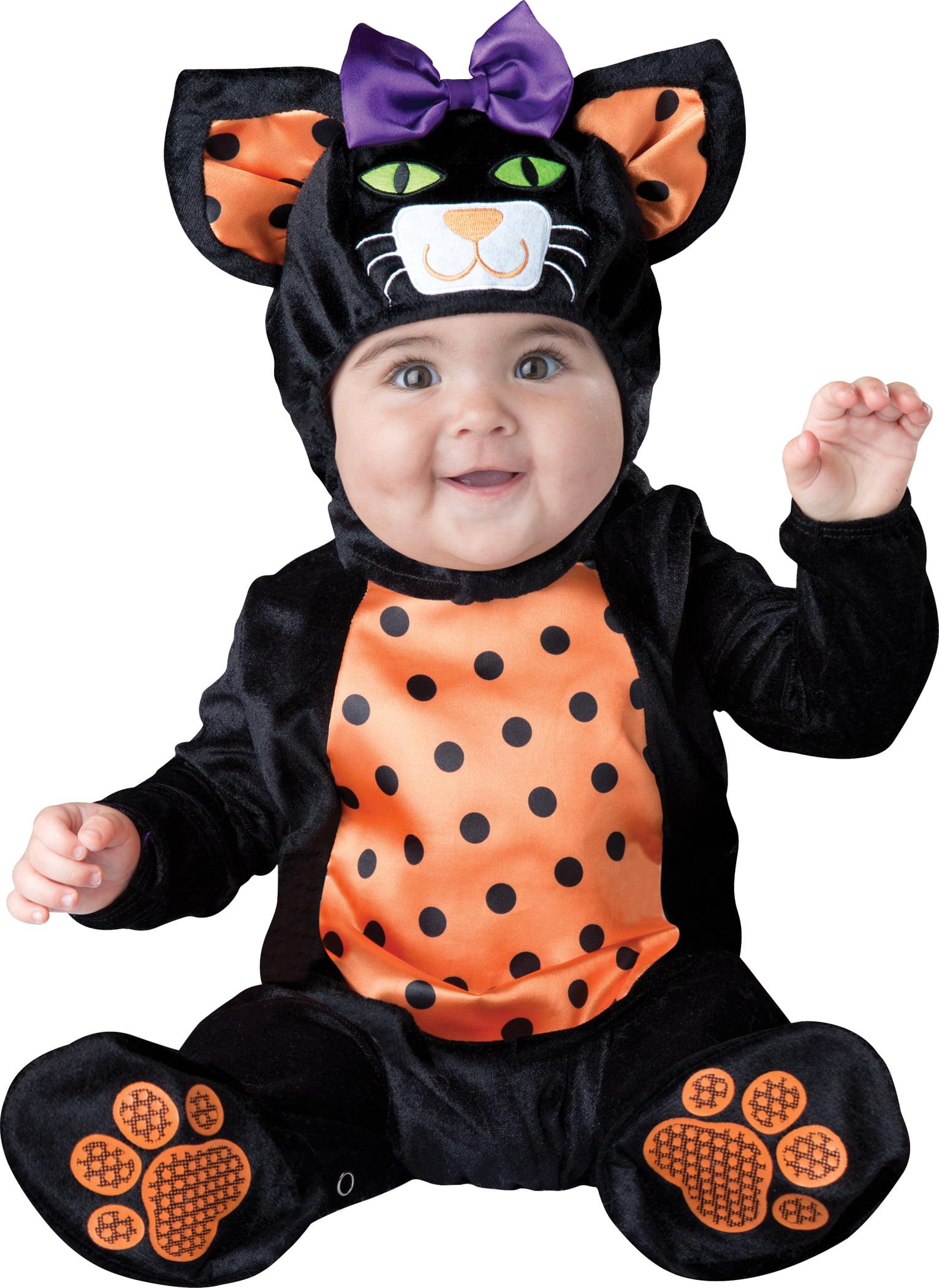 Infant Mini Meow Cat Costume by Incharacter Costumes LLC