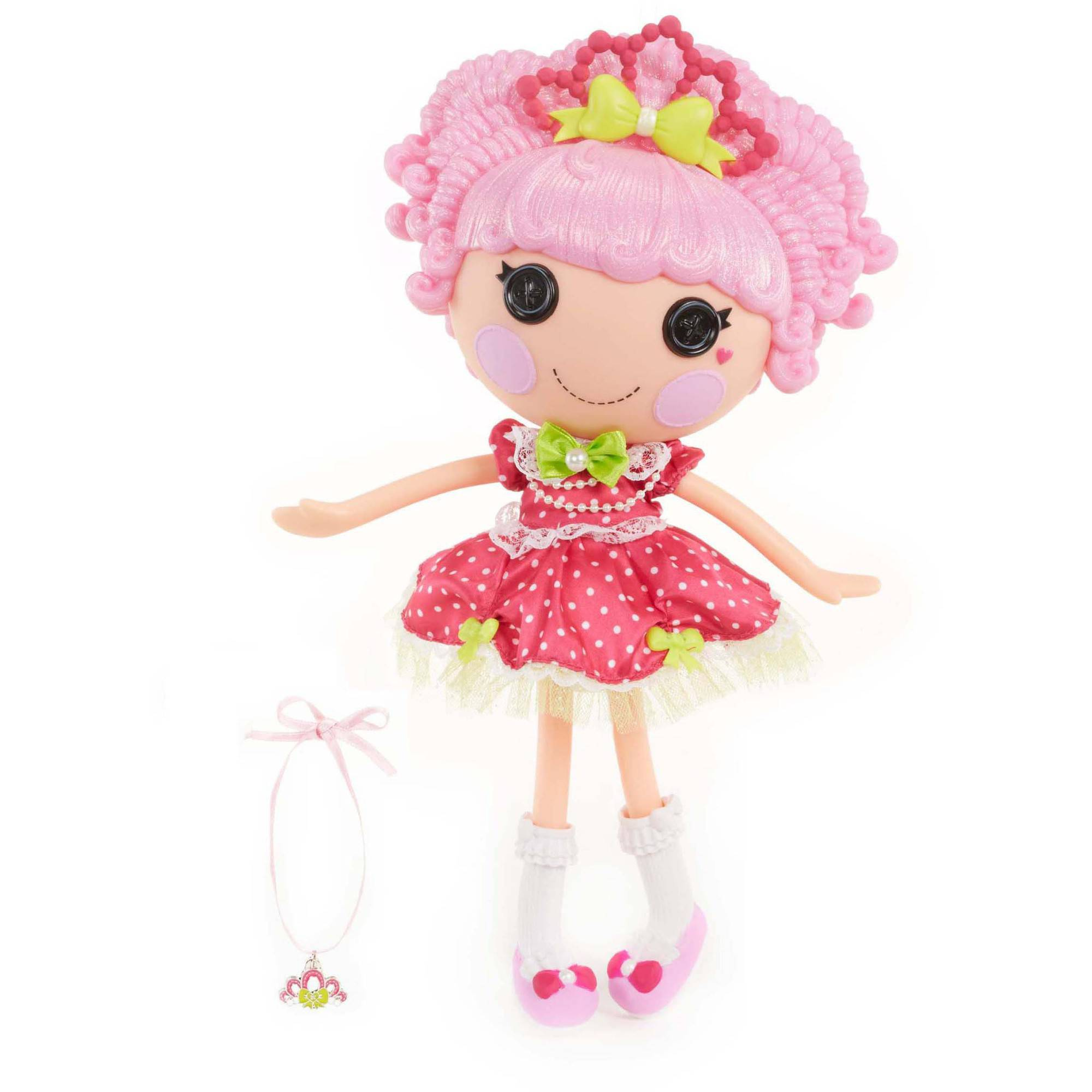 Lalaloopsy Super Silly Party Doll, Jewel Sparkles