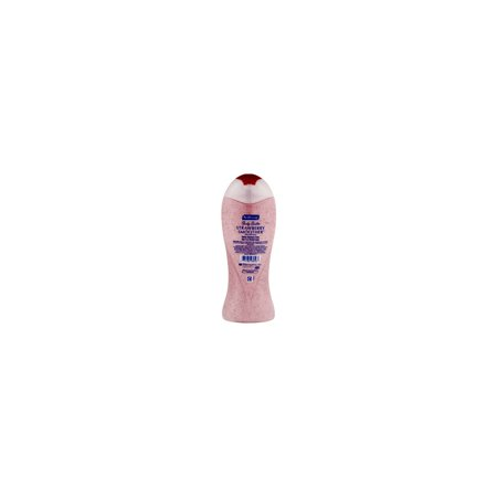 Softsoap Strawberry Smoother Body Butter Body Wash, 15.0 FL OZ