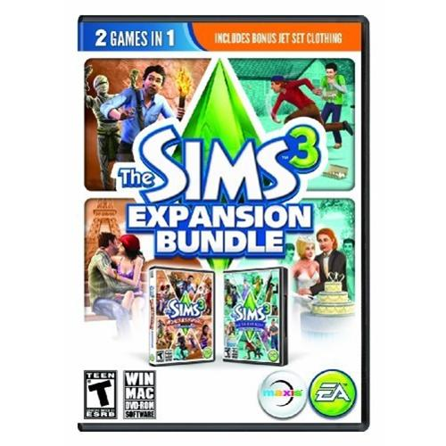 The Sims 3 Expansion Bundle for Windows PC