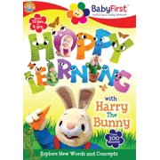 Harry the Bunny-Hoppy Learning! [DVD] by Mill Creek Entertainment
